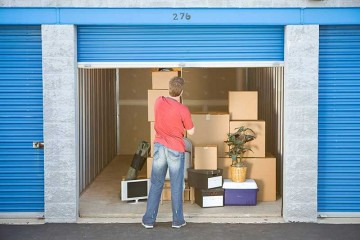 Top 5 reasons why you need a self-storage space